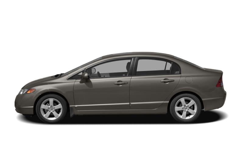 2007 Honda Civic Exterior Photo