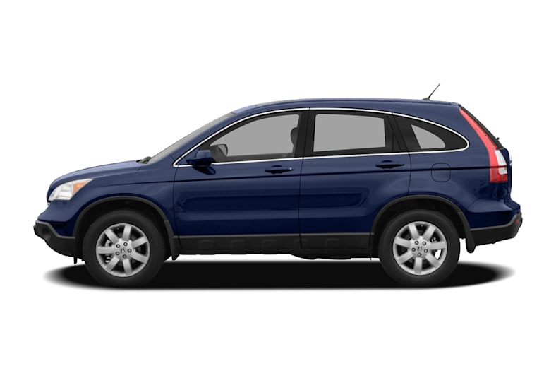 2007 Honda CR-V Exterior Photo