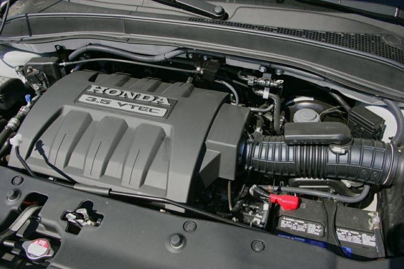 2007 Honda Pilot Exterior Photo