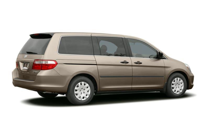 2007 Honda Odyssey Exterior Photo