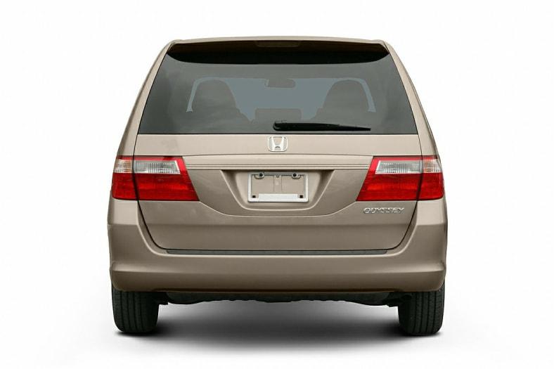 2007 Honda Odyssey Pictures