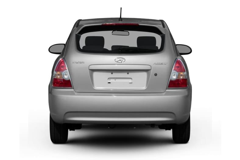 2007 Hyundai Accent Exterior Photo