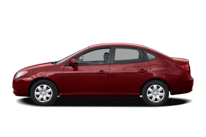 2007 Hyundai Elantra Exterior Photo