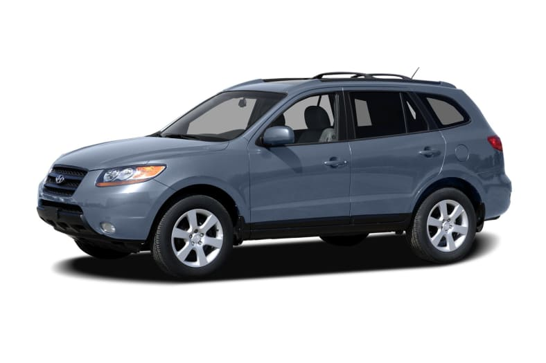 2007 Hyundai Santa Fe Exterior Photo