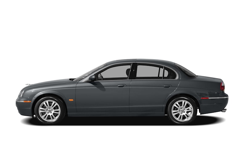 2007 Jaguar S-TYPE Exterior Photo