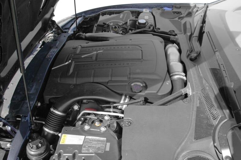 2007 Jaguar XKR Exterior Photo