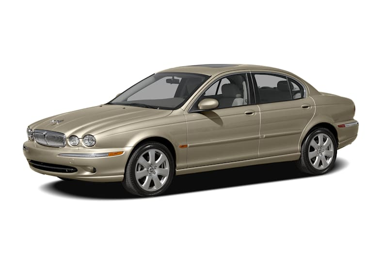 2007 Jaguar X-TYPE Exterior Photo