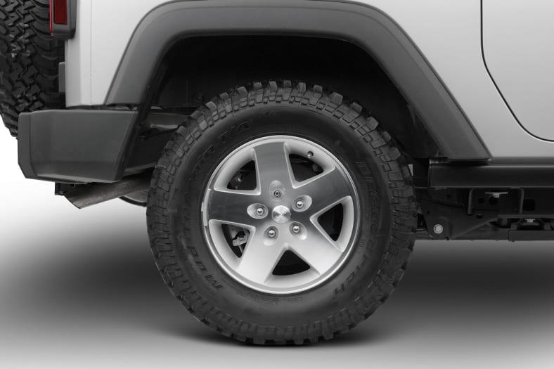 2007 Jeep Wrangler Exterior Photo