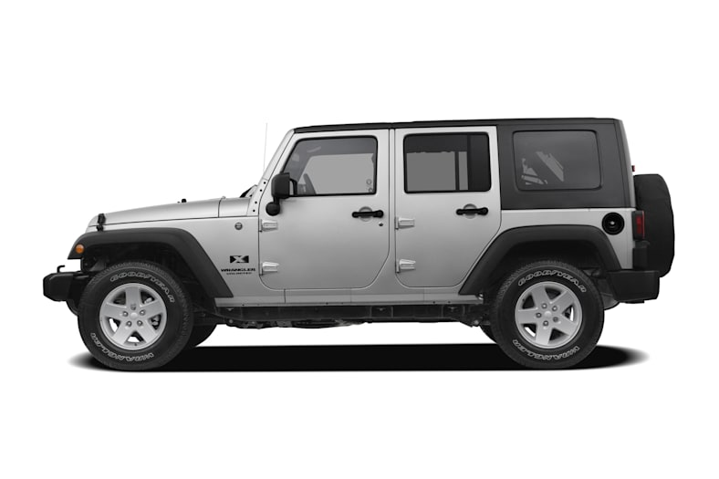 2007 Jeep Wrangler Exterior Photo