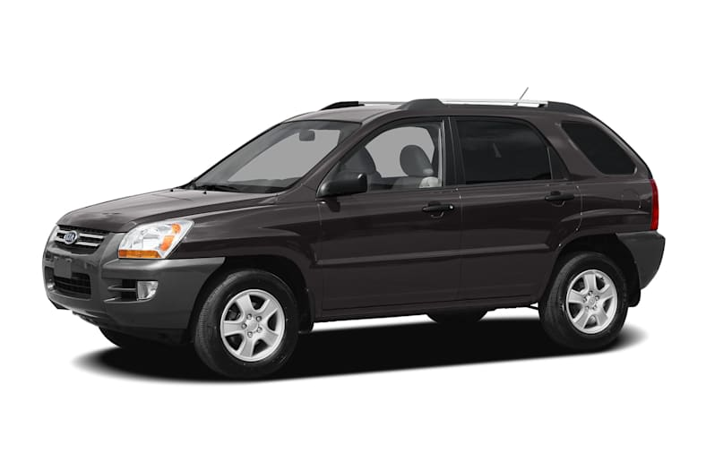 2007 Kia Sportage Exterior Photo
