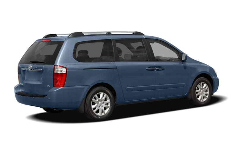 2007 Kia Sedona Exterior Photo