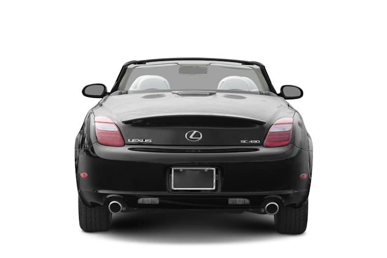 2007 Lexus SC 430 Exterior Photo
