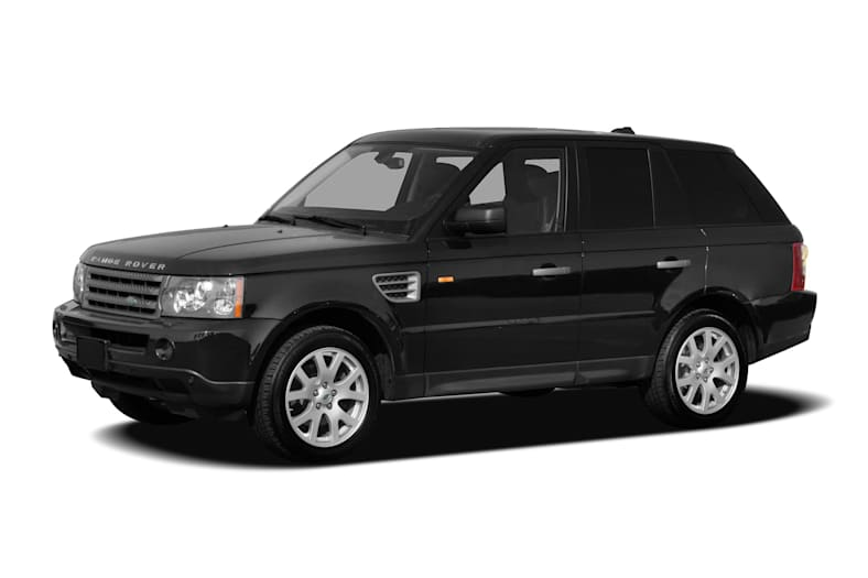 2007 Land Rover Range Rover Exterior Photo
