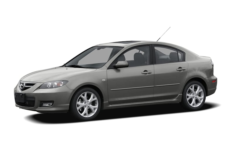 2007 Mazda Mazda3 Exterior Photo
