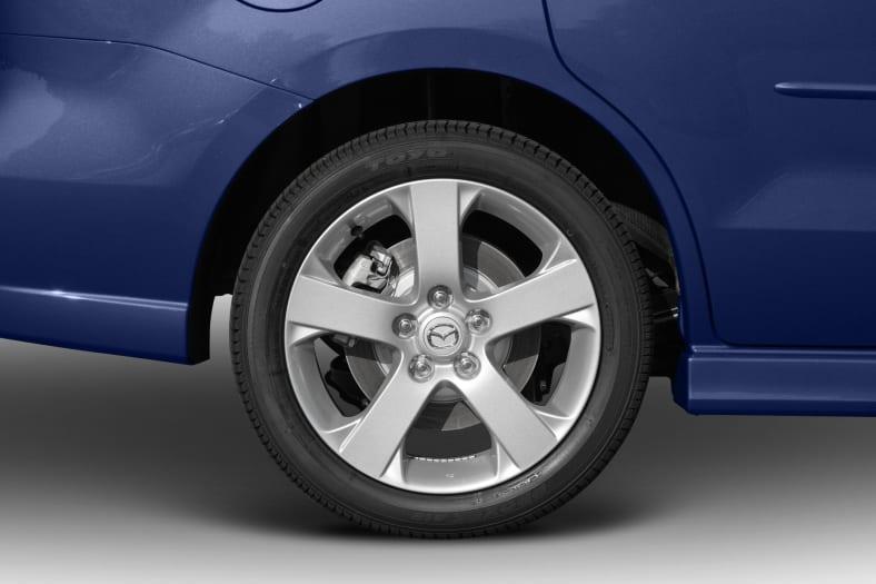 2007 Mazda Mazda5 Exterior Photo
