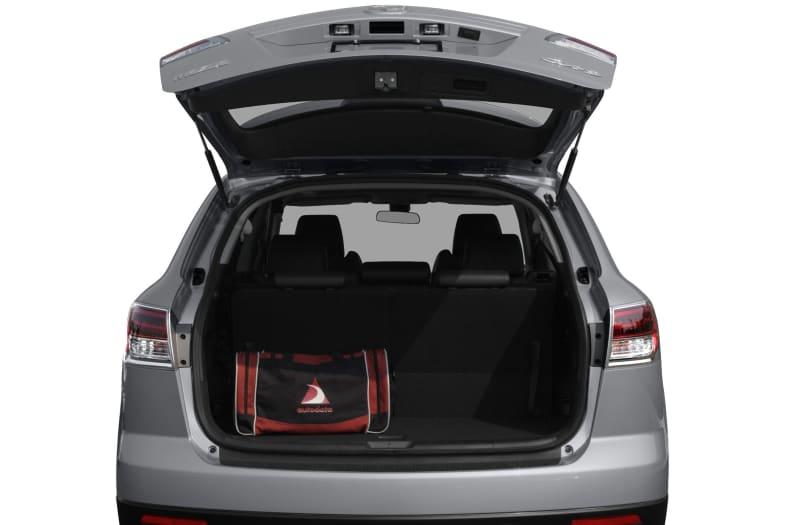 2007 Mazda CX-9 Exterior Photo