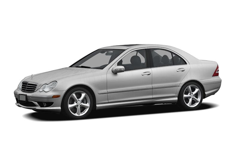 2007 Mercedes-Benz C-Class Exterior Photo