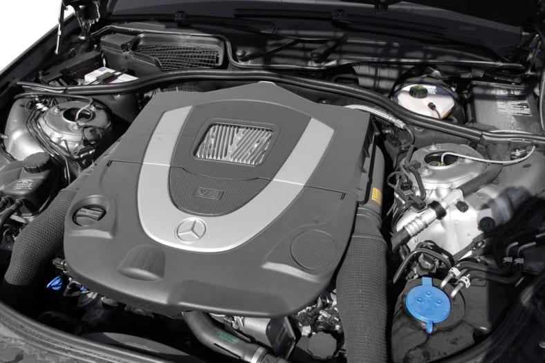 2007 Mercedes-Benz S-Class Exterior Photo