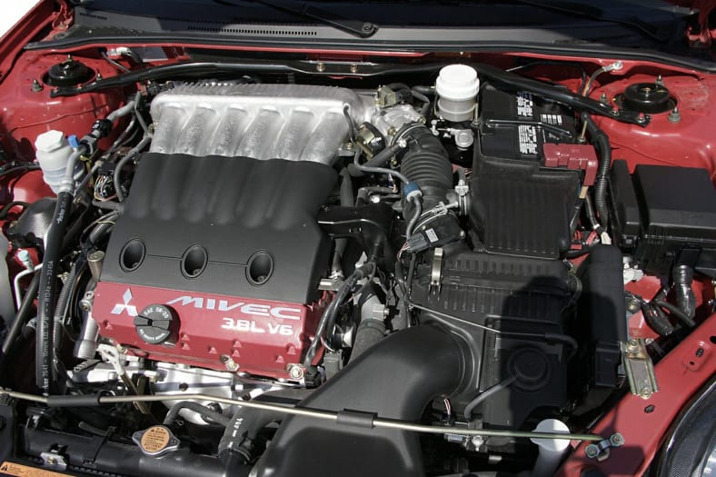 2006 Mitsubishi Eclipse Exterior Photo