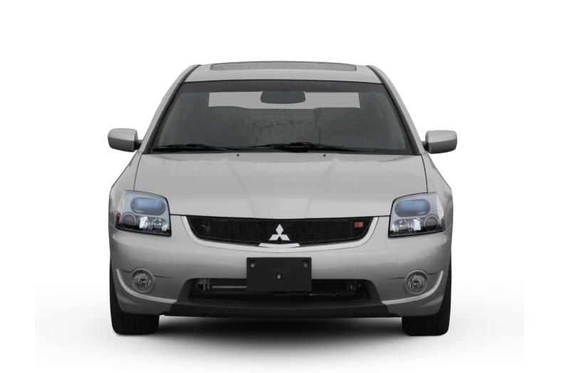 2007 Mitsubishi Galant Exterior Photo