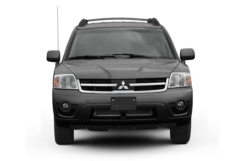 2007 Mitsubishi Endeavor Exterior Photo