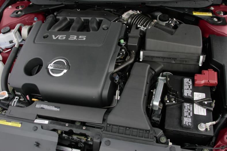 2007 Nissan Altima Exterior Photo