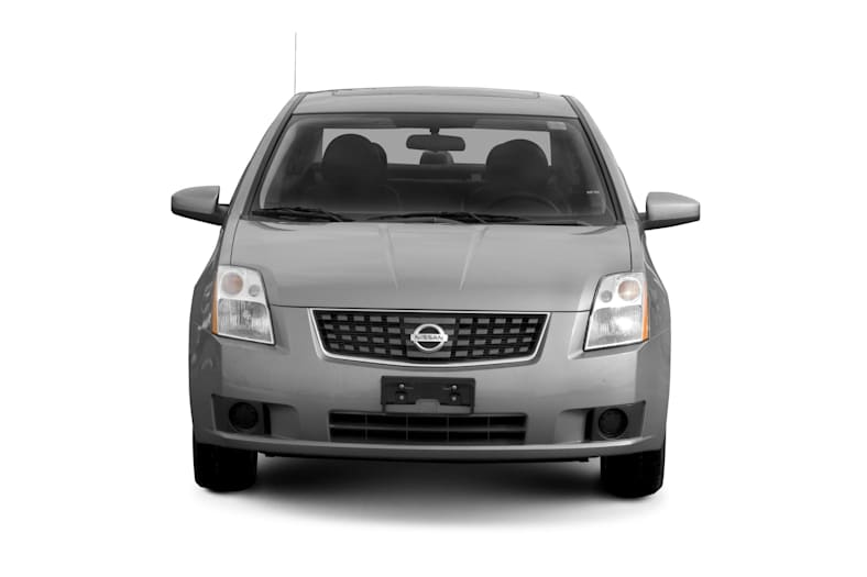 2007 Nissan Sentra Exterior Photo