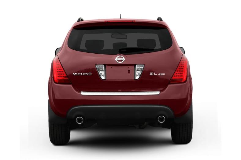 2007 Nissan Murano Exterior Photo