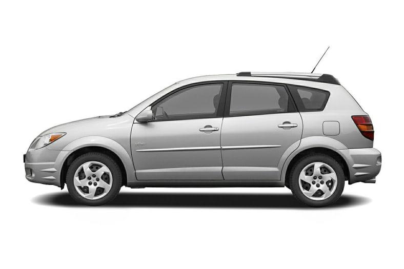 2007 Pontiac Vibe Exterior Photo