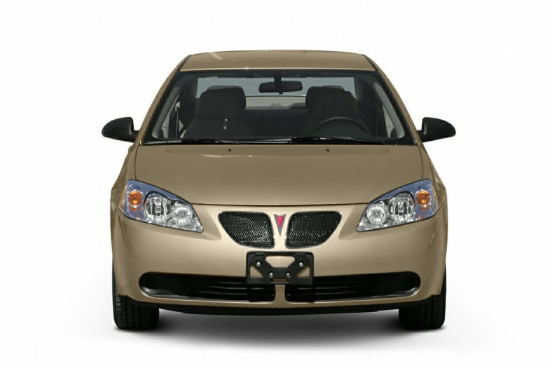2007 Pontiac G6 Exterior Photo