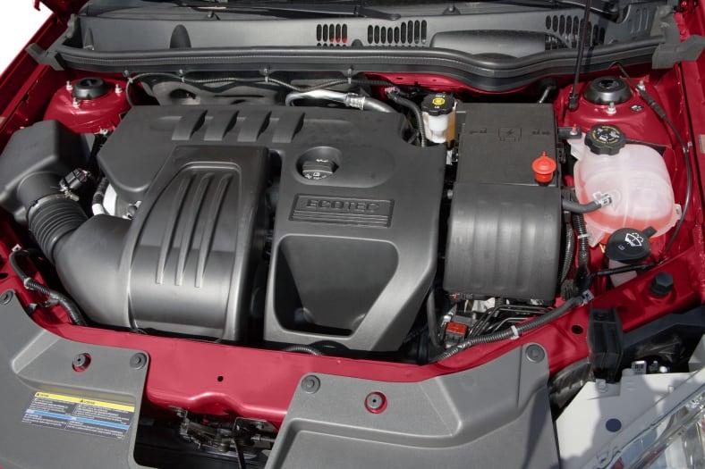 2007 Pontiac G5 Exterior Photo