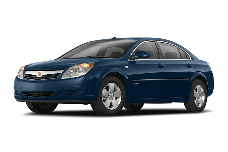 Saturn Aura Green Line Hybrid Information