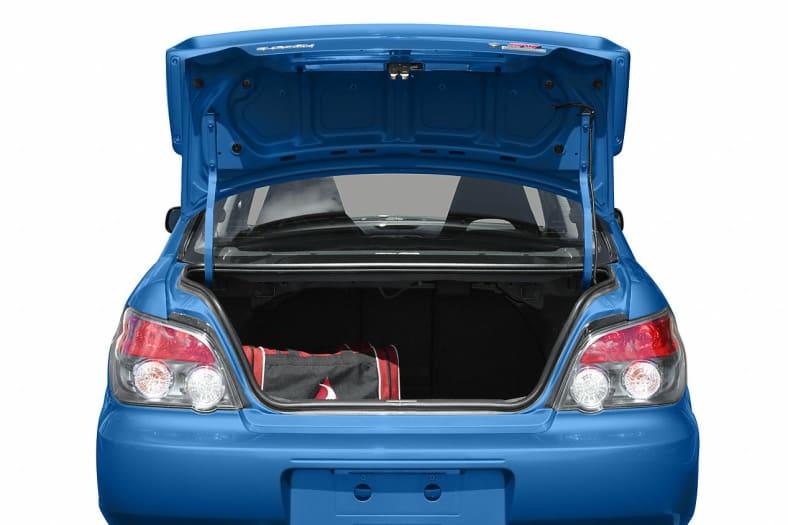 2007 Subaru Impreza WRX STi Exterior Photo