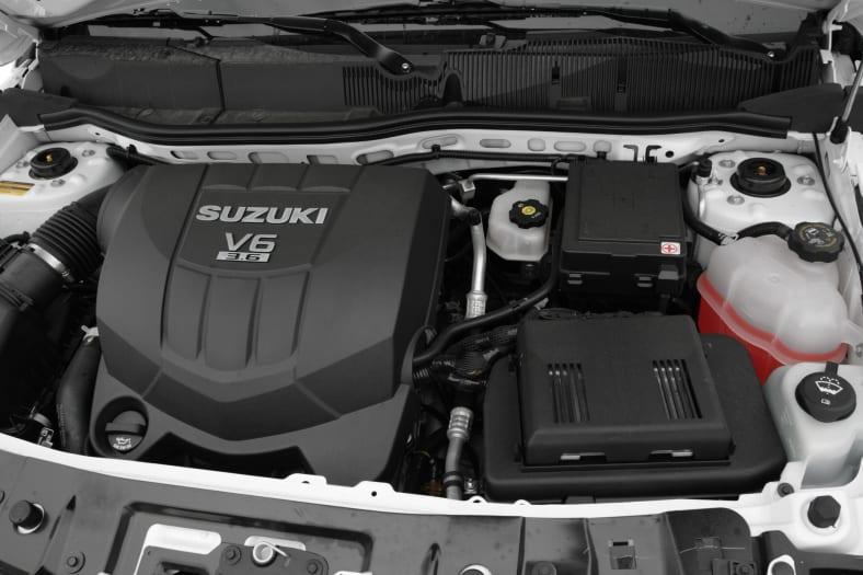 2007 Suzuki XL7 Exterior Photo