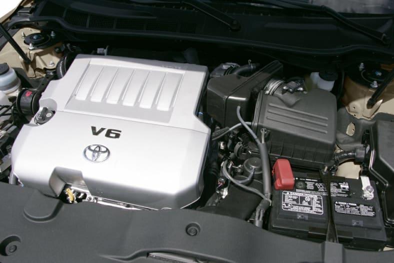 2007 Toyota Camry Exterior Photo