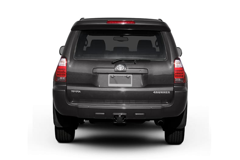 2007 Toyota 4Runner Exterior Photo