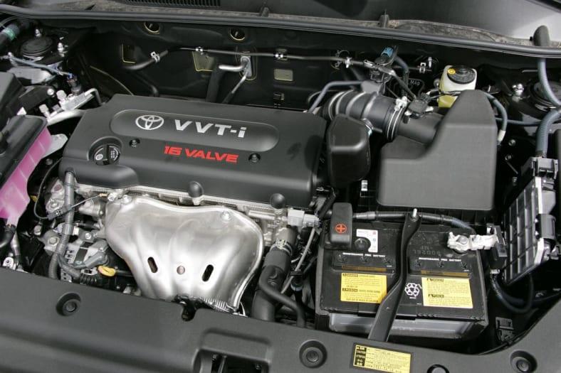 2007 Toyota RAV4 Exterior Photo