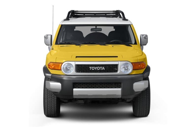 2007 Toyota FJ Cruiser Exterior Photo