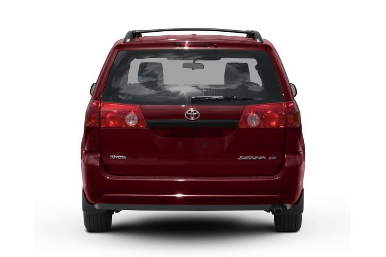 2007 Toyota Sienna Exterior Photo