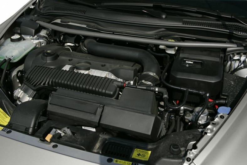 2007 Volvo C70 Exterior Photo