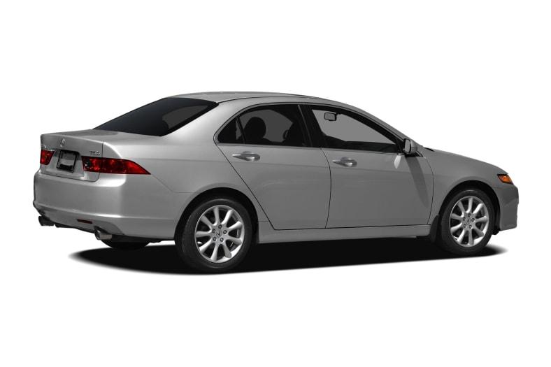 2008 Acura TSX Exterior Photo