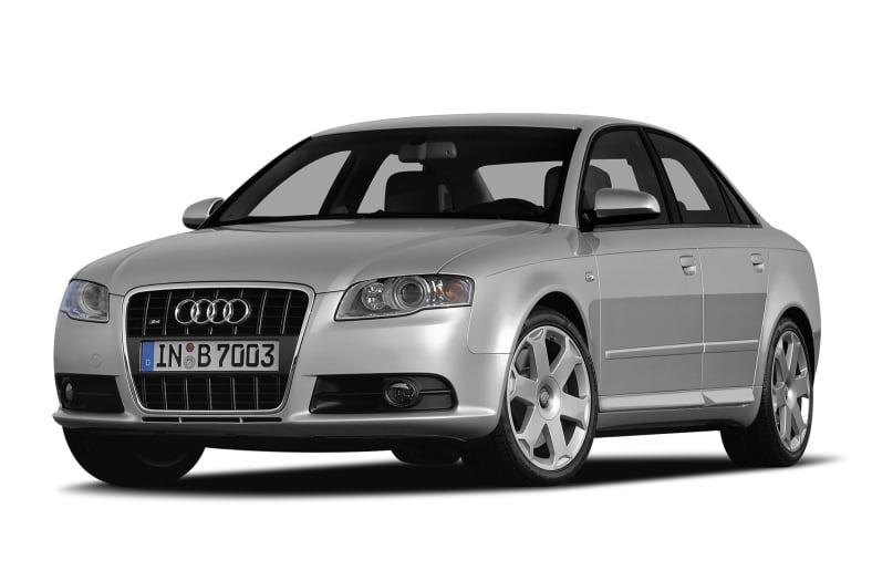 2008 Audi S4 Exterior Photo
