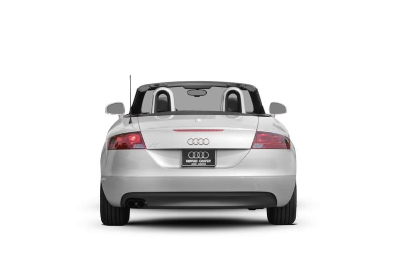 2008 Audi TT Exterior Photo