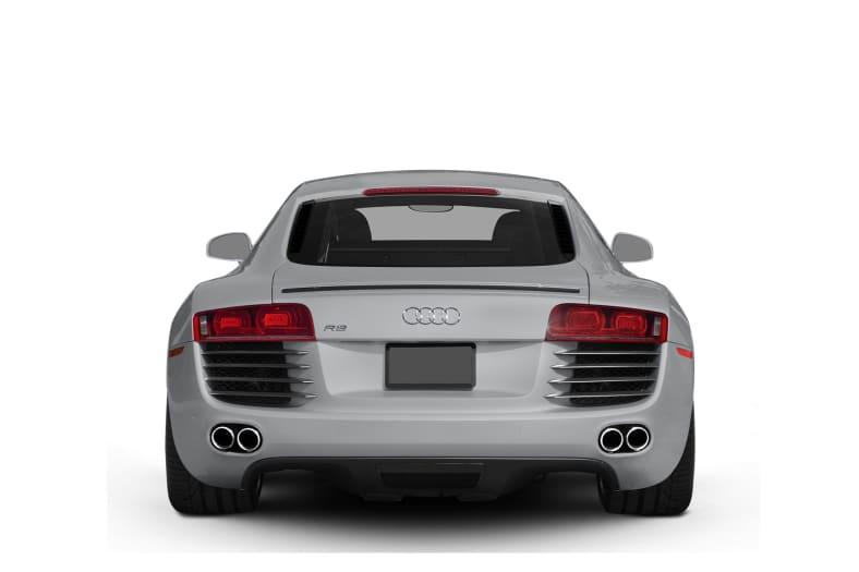 2008 Audi R8 Exterior Photo