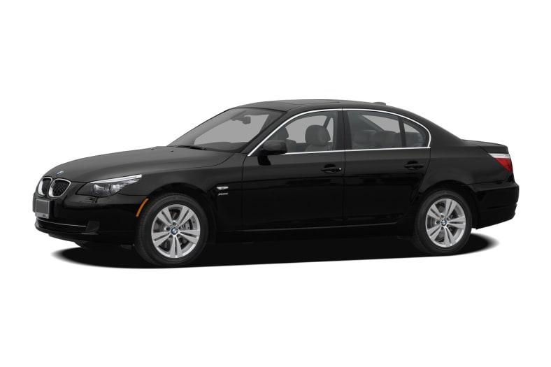 2008 BMW 535 Exterior Photo