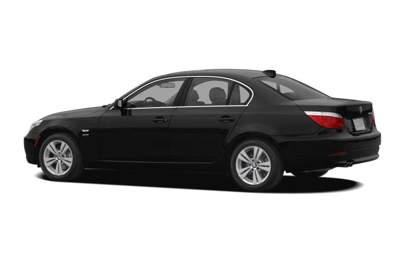 2008 BMW 550 Exterior Photo