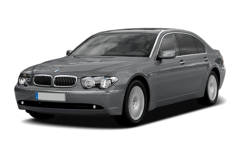 2008 BMW 760 Exterior Photo