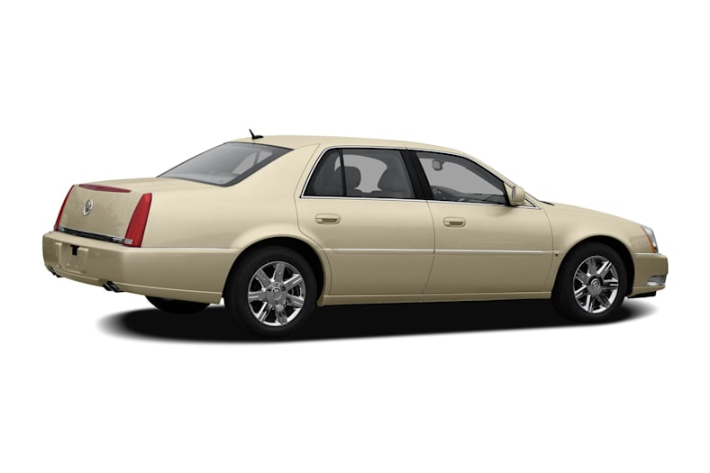 2008 Cadillac DTS Exterior Photo