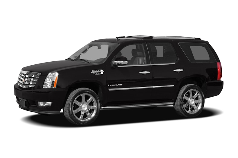 2008 Cadillac Escalade Exterior Photo