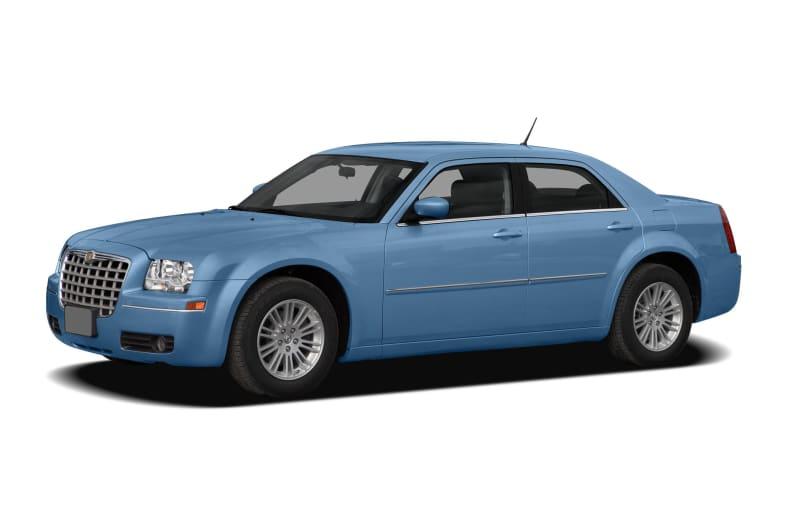2008 Chrysler 300 - Information and photos - MOMENTcar